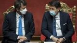 Италианският премиер оцеля и в Сената