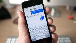 Приложенията за съобщения заплашват социалните мрежи. И вече са ги надминали