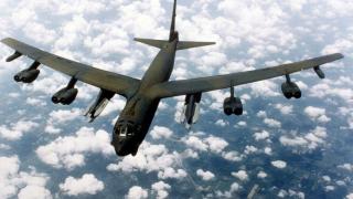 Руски изтребител засече на своя територия US бомбардировач