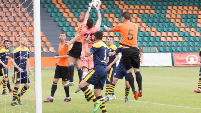 Кметът на Ловеч пожела успех на Литекс във Втора лига