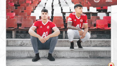 Рекорден интерес към новата фланелка на ЦСКА