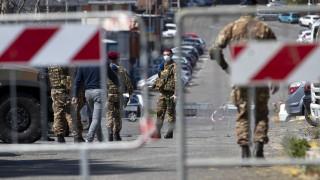 Италия получава хуманитарна помощ от САЩ