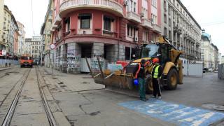 """Започва ремонтът на ул. """"Граф Игнатиев"""""""