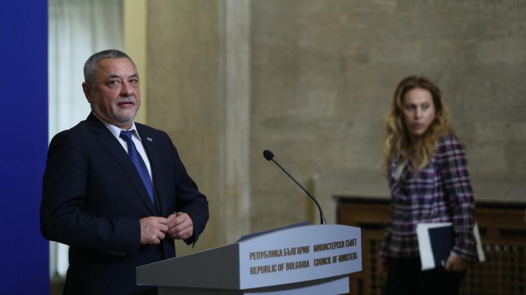 Мариана Николова - досегашният началник на кабинета на вицепремиера Валери