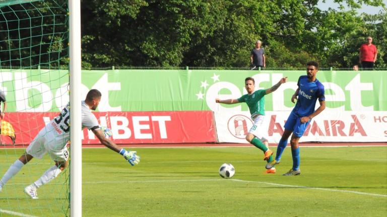 Левски търси отбор на вратар