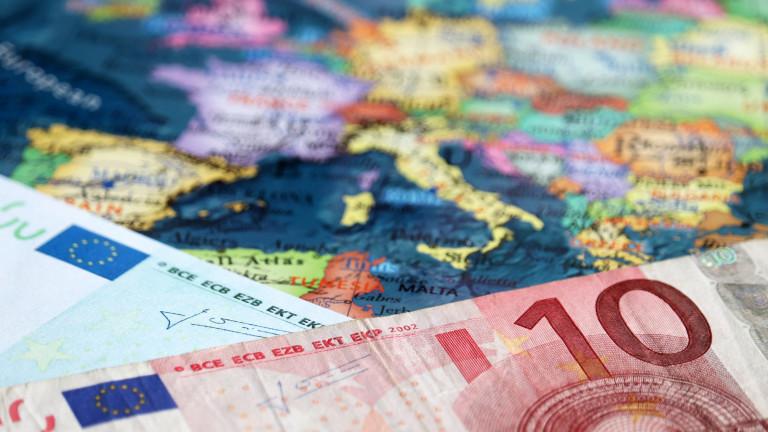 65% от гражданите в еврозоната вярват в ползите за страната си от еврото