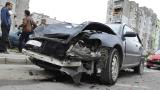 Пияна и напушена шофьорка смаза 10 коли в Пловдив