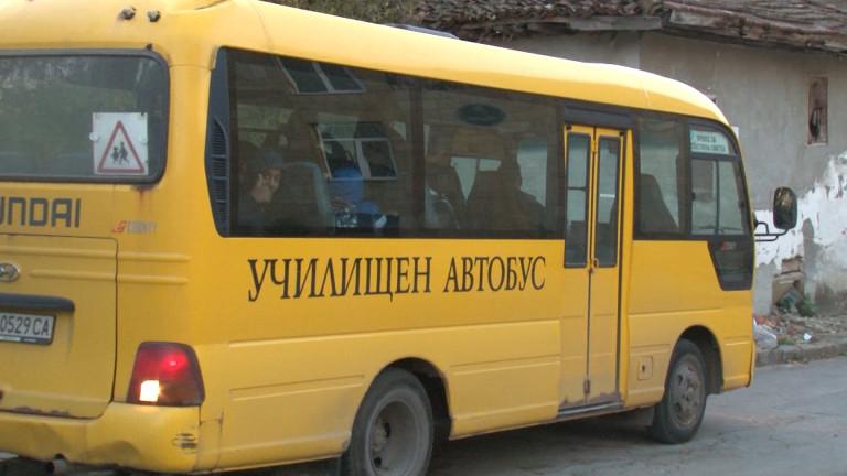 Хванаха пиян шофьор на училищен автобус в Силистра