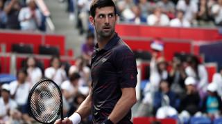Новак Джокович се завърна с победа на ATP 500 в Токио