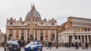 Полицията на Ватикана нахлу в офисите на Държавния секретариат на Светия престол