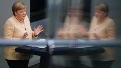 Меркел умолява германците да подкрепят Лашет за неин наследник