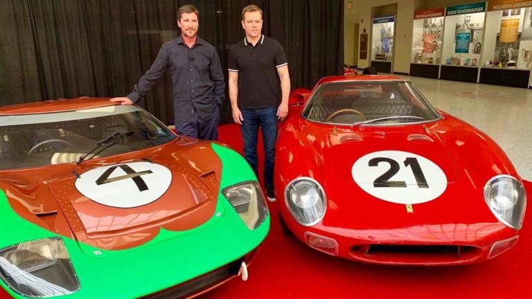 Ford срещу Ferrari - сблъсъкът на гигантите
