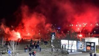Босненските фенове превзеха Торино, остава по-малко от час до началото на квалификацията