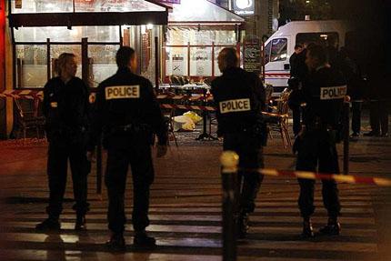 Гангстерска война в центъра на Париж