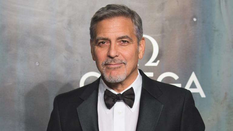 Джордж Клуни ще снима сериал по истински случай