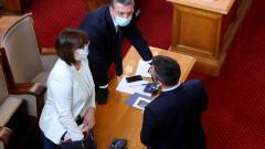 БСП иска да чуе Борисов в НС за мерките в извънредно положение