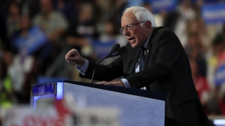 Хилари Клинтън трябва да е следващият президент на САЩ, убеждава Сандърс