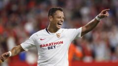 Чичарито отново е решаващата фигура за Севиля в Лига Европа