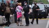 Десетки арестувани след многохиляден протест в Сиатъл