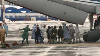 Рускиня скочи от прозорец и избяга от карантина за коронавирус в Самара