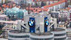 Чистата печалба на BMW спада с 52,5%
