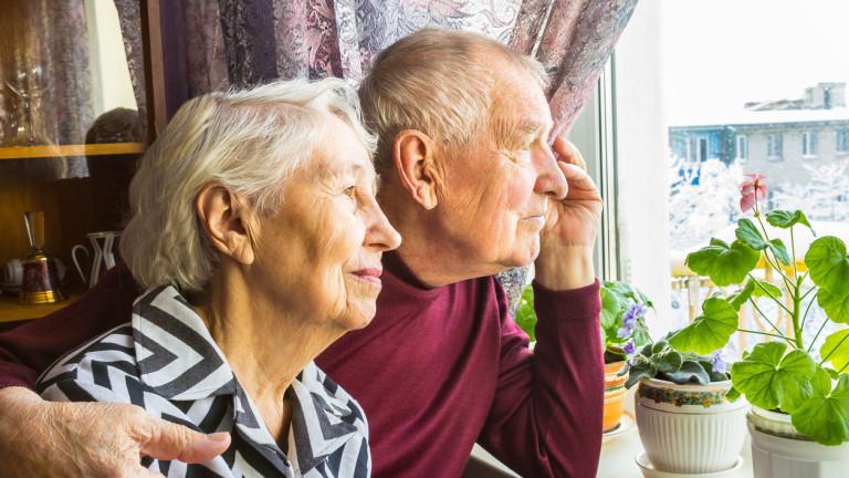 Хората в САЩ над 65-годишна възраст са твърде бедни, за да се пенсионират