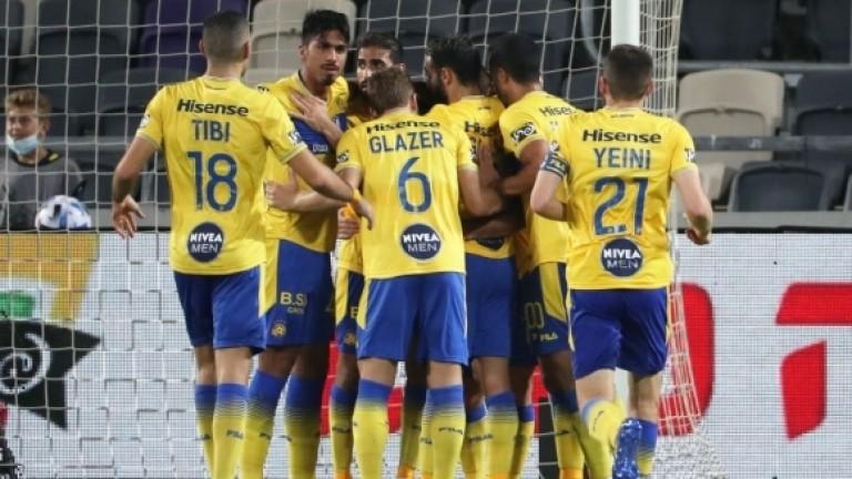 Дан Битон прати Макаби на плейоф за влизане в груповата фаза на Шампионската лига