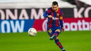 Барса взе частичен реванш от Атлетик и се изравни с Реал в подреждането на Ла Лига