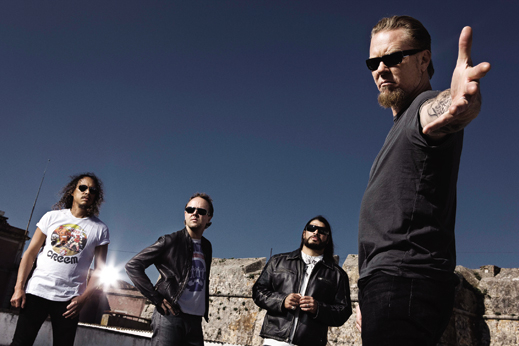 Metallica оглавиха класациите в САЩ