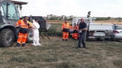 Унищожават 32 тона стари пестициди във Варненско