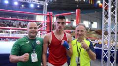 Уилиам Чолов донесе третия златен медал за България от Евро 2019 по бокс