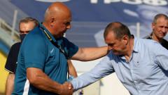 Наско Сираков иска Загорчич за треньор на Левски
