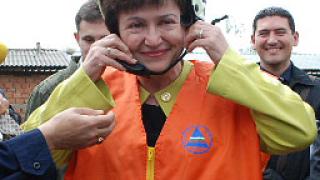 Кр. Георгиева: Не са ясни антикризисните цели на кабинета