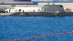 Кралските ВМС се похвалиха с най-модерното в света торпедо