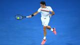 Роджър Федерер ще оглави световната ранглиста при победа довечера