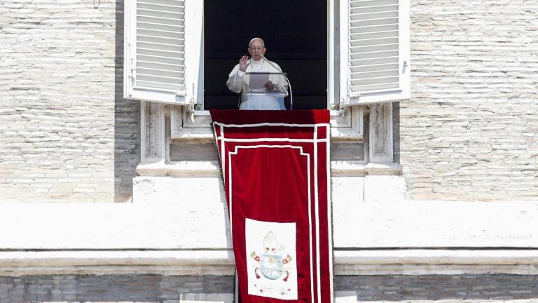 Папата: Абортът е като наемен убиец