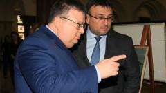 Български полицаи може да се обучават в Китай
