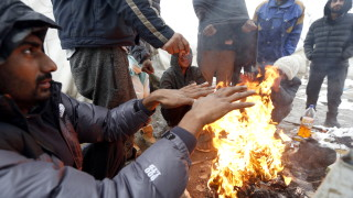 Босна започва да затваря спорния лагер за мигранти