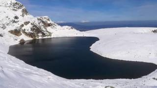Планинари и ентусиасти посрещат празниците на Седемте рилски езера