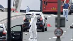 Полицията освободи всички задържани за нападението в Лондон