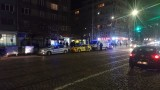 Такси се блъсна в съдебната кола с Арабаджиеви
