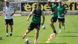 Универсален футболист кара проби в Пирин