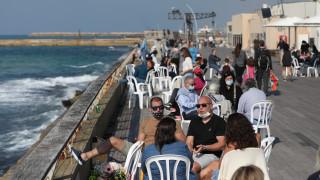 Израел излиза от последната блокада