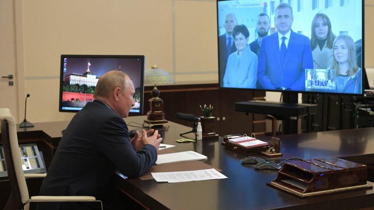 Русия ваксинира 40 млн. руснаци и е доволна, че одобрението към ваксините нараства