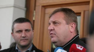 Горанов призова Радев да действа почтено, без провокации и легитимно