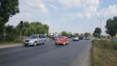 Пътят между Пловдив и Асеновград - с капацитета на магистрала