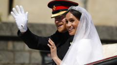 Сватбата на принц Хари и Меган Маркъл в снимки