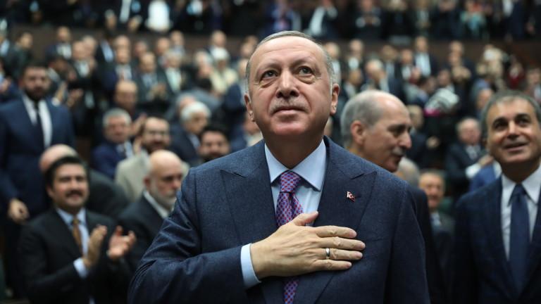 Не се намесвайте в региона, атакува Ердоган ЕС за Либия