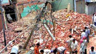 5-има загинаха при срутване на сграда в Уганда