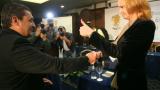 Стефка Костадинова поздрави боксьорите, донесли още два медала